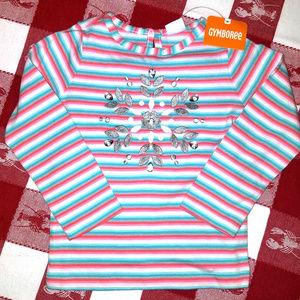 Gymboree Snowflake Shirt